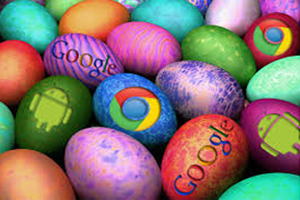 Tech Easter Eggs
