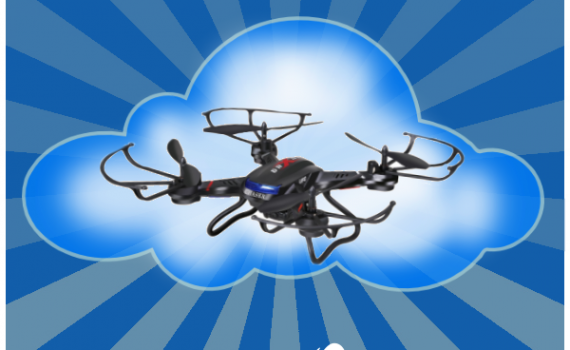 Quadcopter F-181 Giveaway