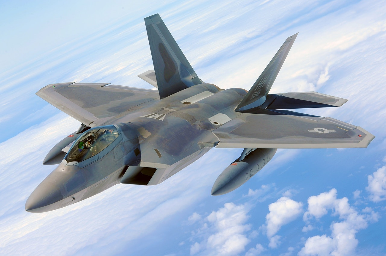 US Air Force military raptor jet will embrace the cloud with Dell EMC Azure hosting
