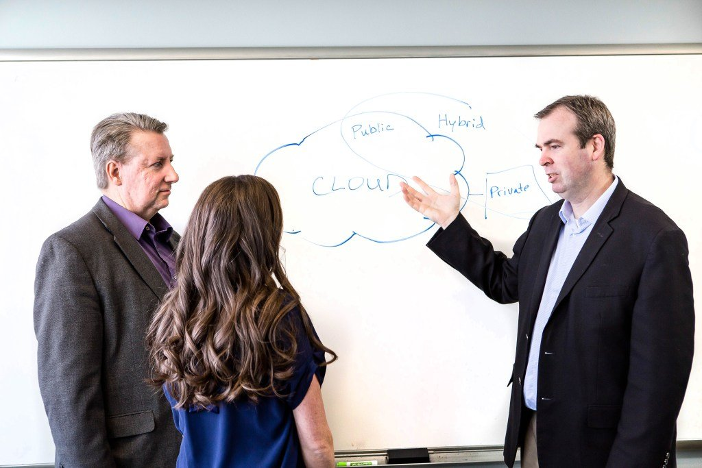 CEO John Lane explains why your data center strategy should include the cloud.
