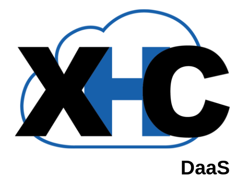 XHC Daas Logo- part of a complete VDI solutions package